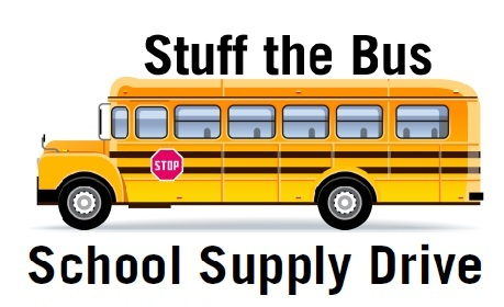 'Stuff the Bus' to aid local schools