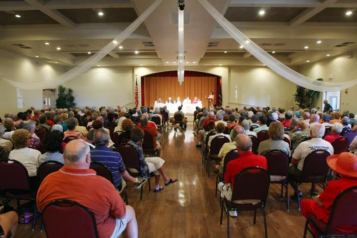 Education, jobs hot topics at LD26 forum