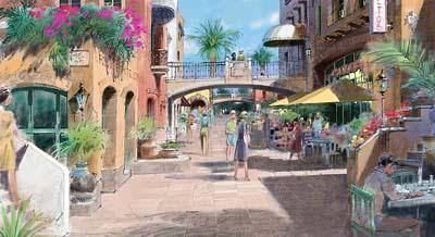 Main Street plan inches forward