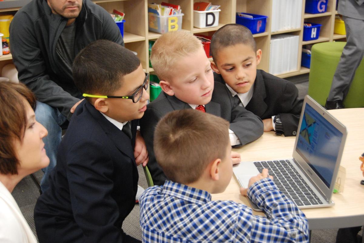 Gladden Farms computer science