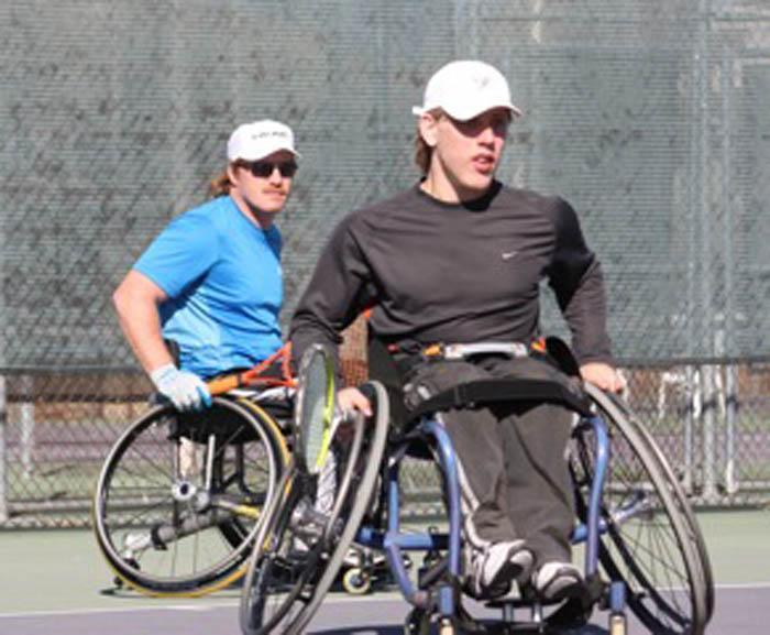 Southwest Desert Wheelchair Classic 1