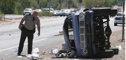 Fatal wreck on Ina Road