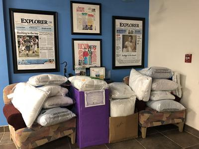 Pillows for Emerge