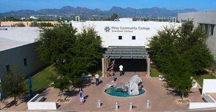 PCC Downtown Campus