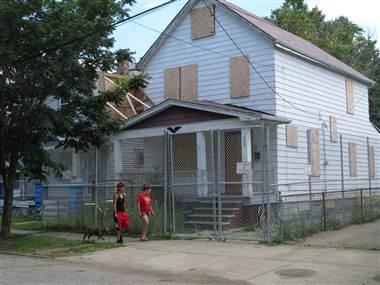 Castro's house