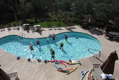 Splendido Swimming