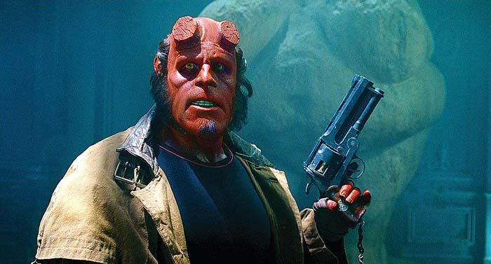 Devilish humor stokes 'Hellboy II'