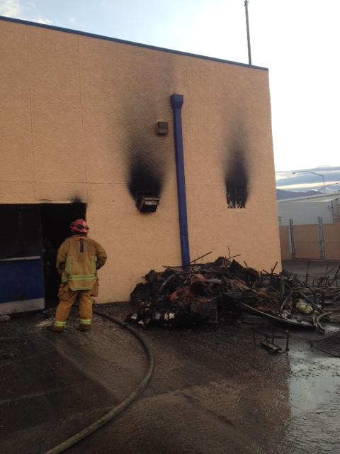 Early morning fire at Guadalajara Grill