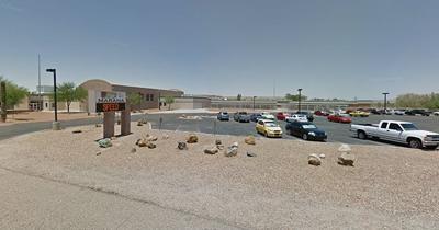 Marana High School View