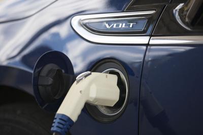 EV Envy electric car volt