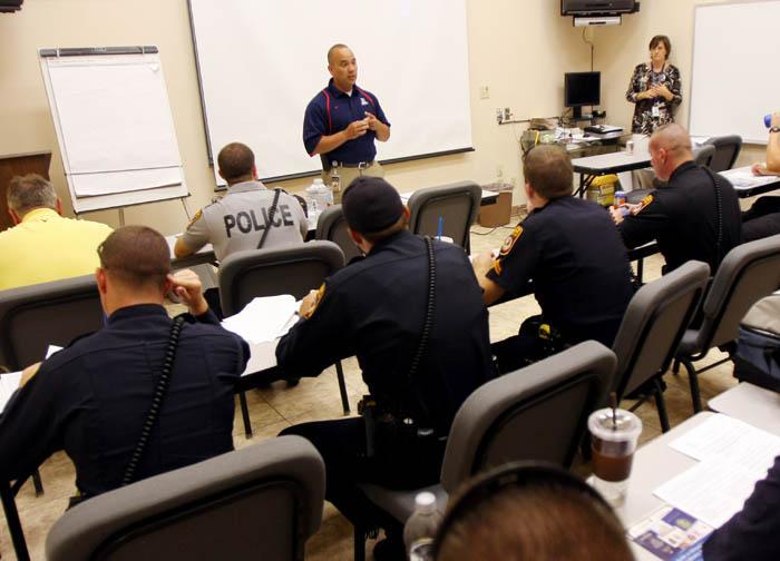 Police begin training on 1070