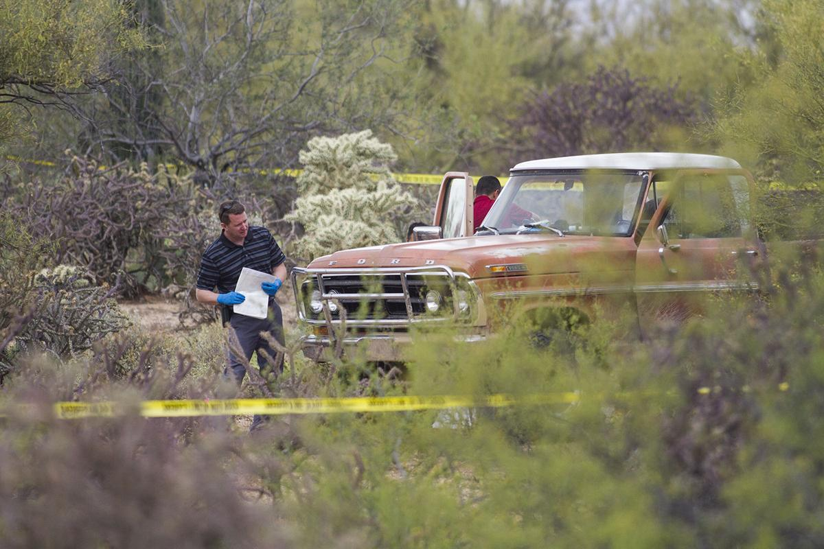 Body of convicted child sex offender found in desert