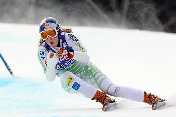 Ski champ has a 'lot of moxie'