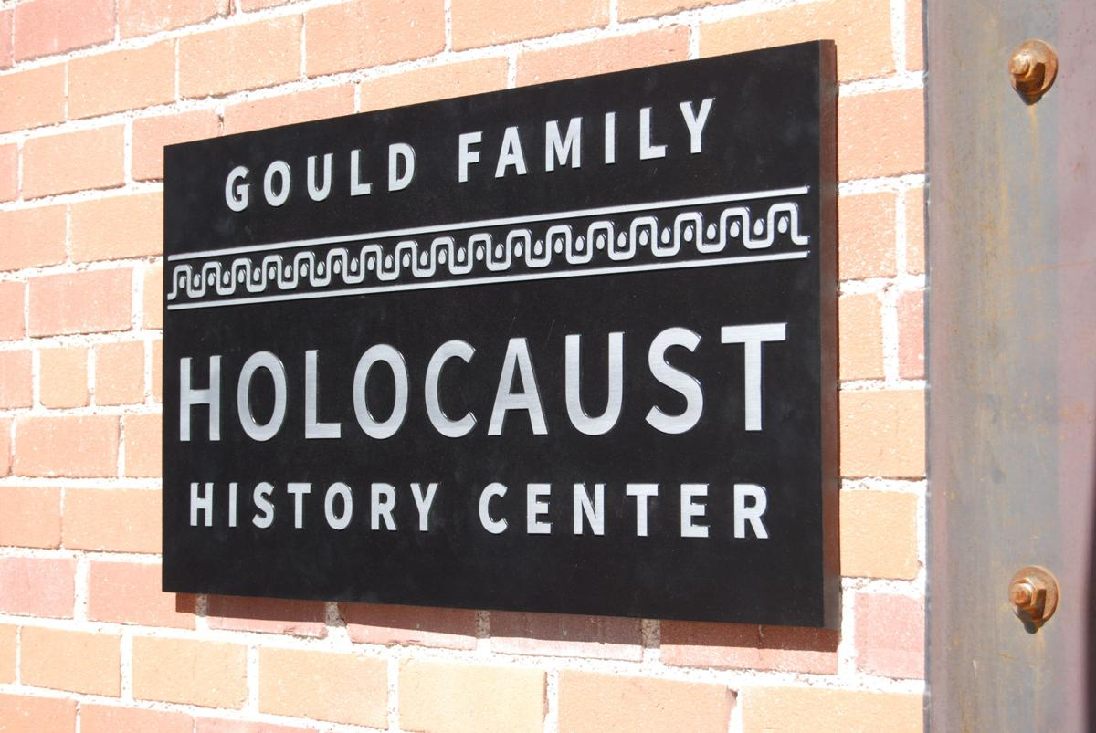 Holocaust history center