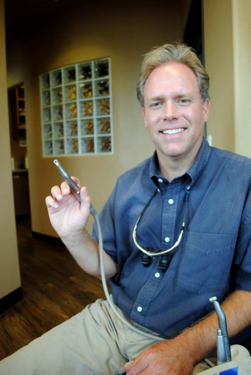 New dentist makes it personal