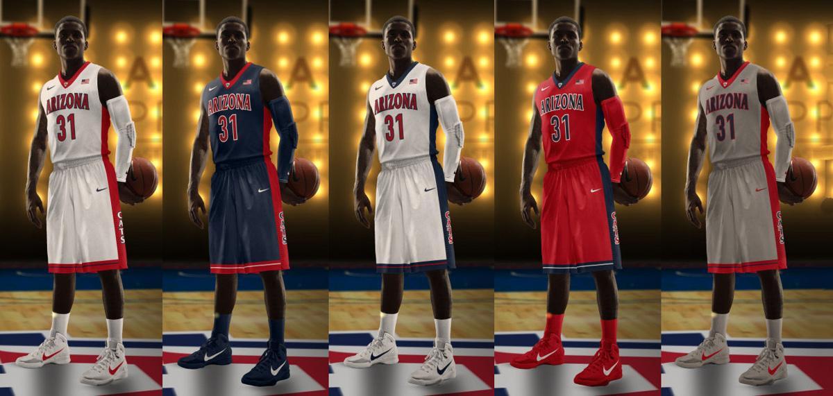 New Arizona uniforms