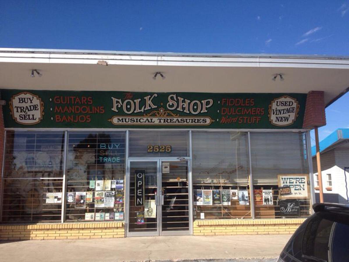 Folk Shop becomes the town's living legend