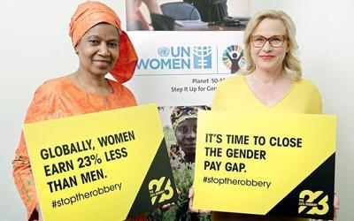 #CSW61 – #StopTheRobbery
