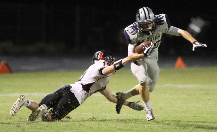 Ironwood Ridge vs Liberty High Football
