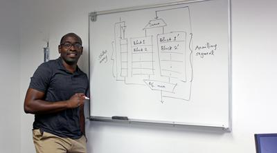 Tech Talk Tosiron Adegbija