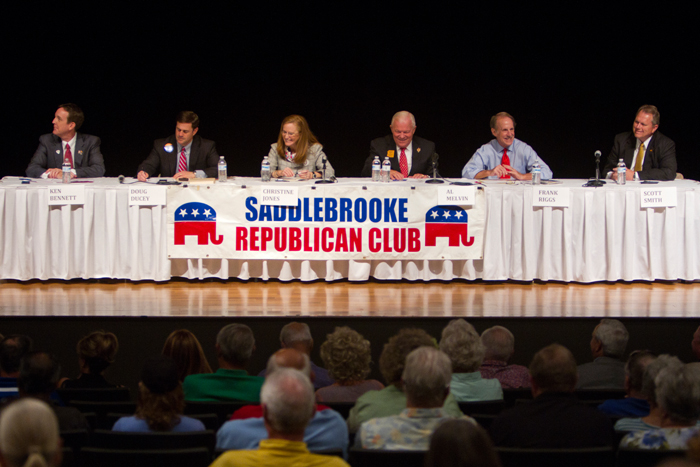 Republican candidates for Arizona governor