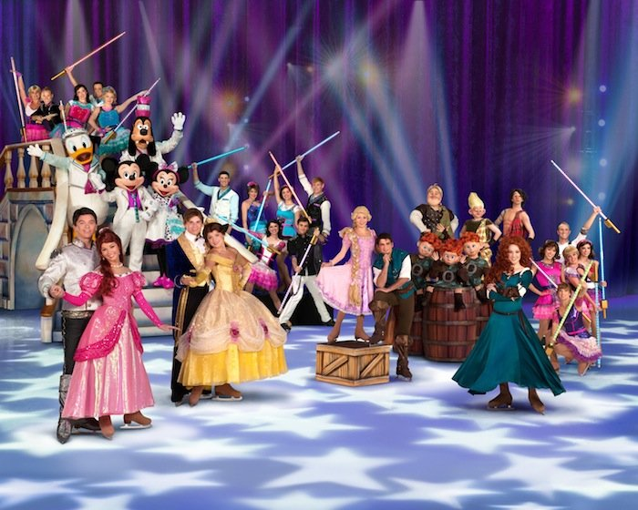 Disney on Ice - Rockin Ever After