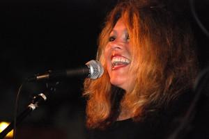 Oct 6 - Delphine Cortez with the Joel Robin Quintet