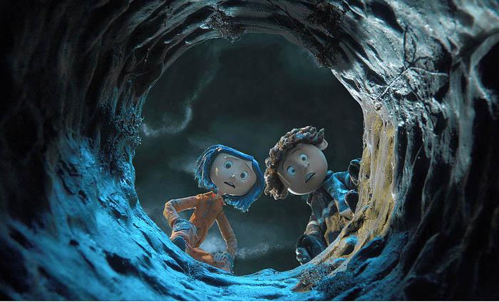 NEW AT THE MOVIES: Style over substance in 'Coraline'
