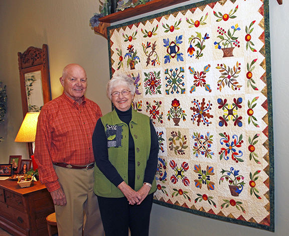 Magee quilt