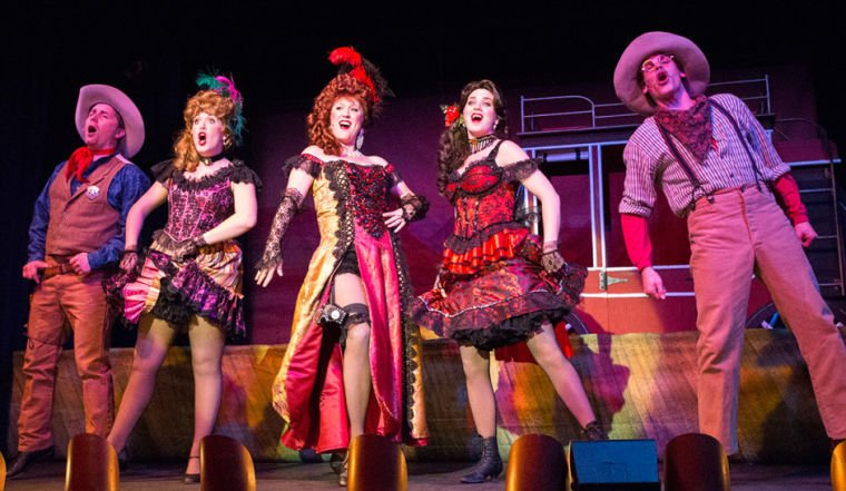 Giddy on up to Gaslight Theatre for 'Belle of Tombstone'