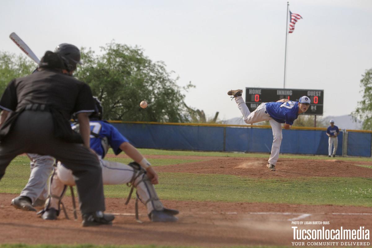 Marana baseball vs. Cholla