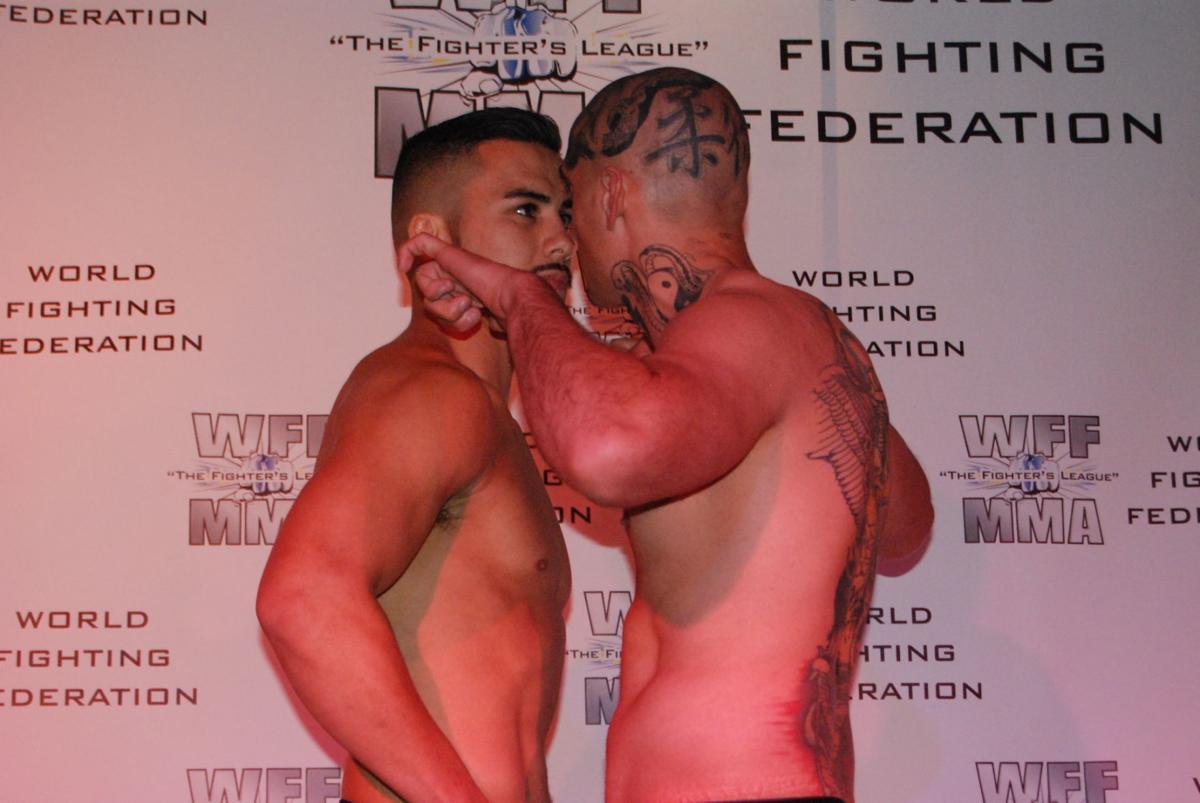 UFC 27 Main Event