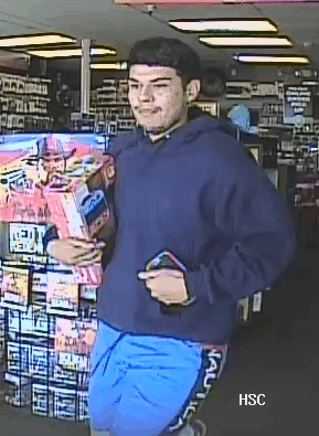 Game Stop thief