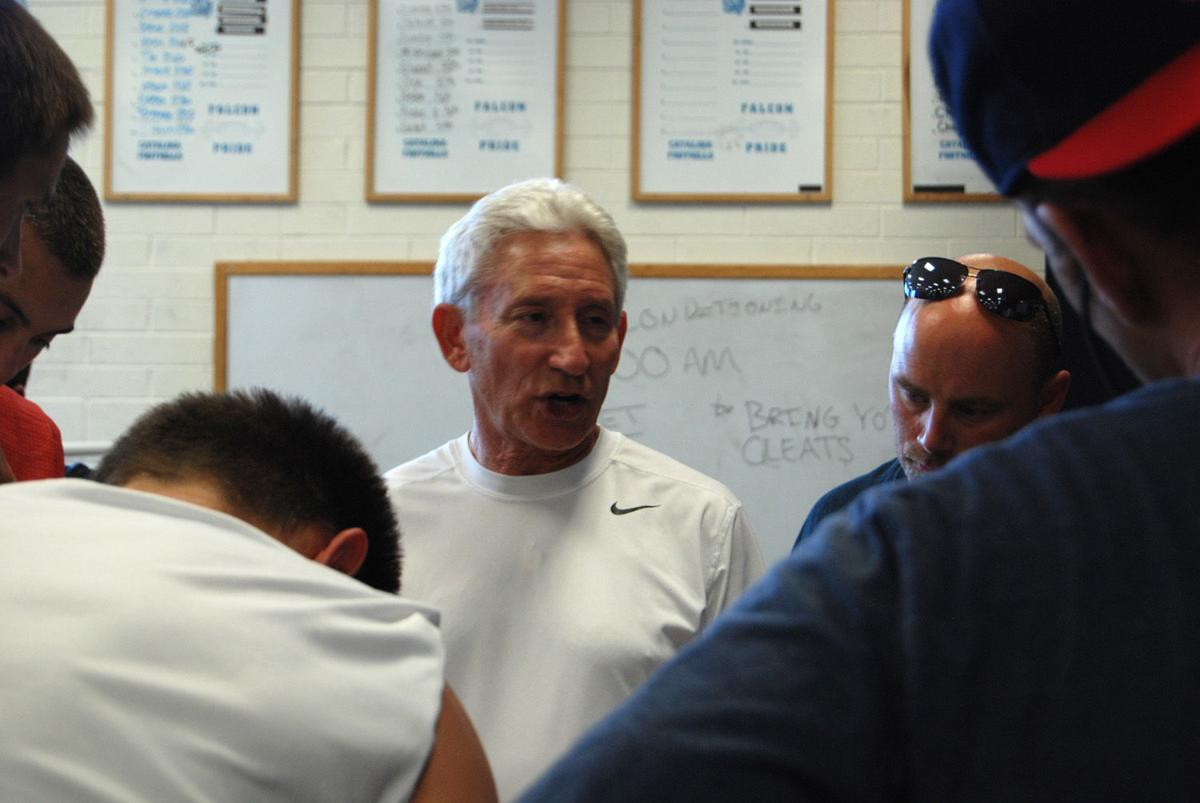 Foothills coach chronicles his final days as Pima Coach