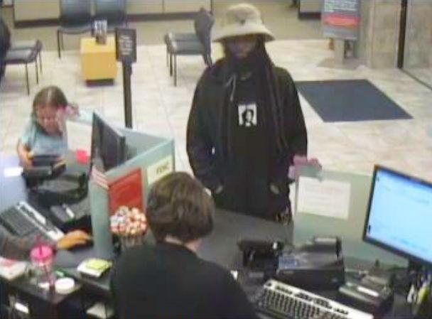 Fake beard bandit robs Oro Valley Wells Fargo