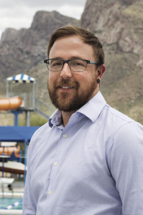 Brandon Laue, Town of Oro Valley Aquatics Manager
