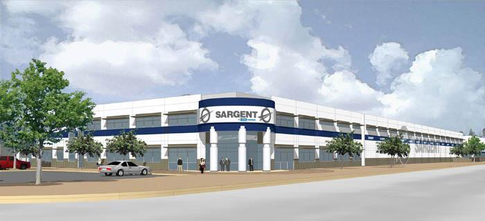 Sargent adding space, jobs in Marana