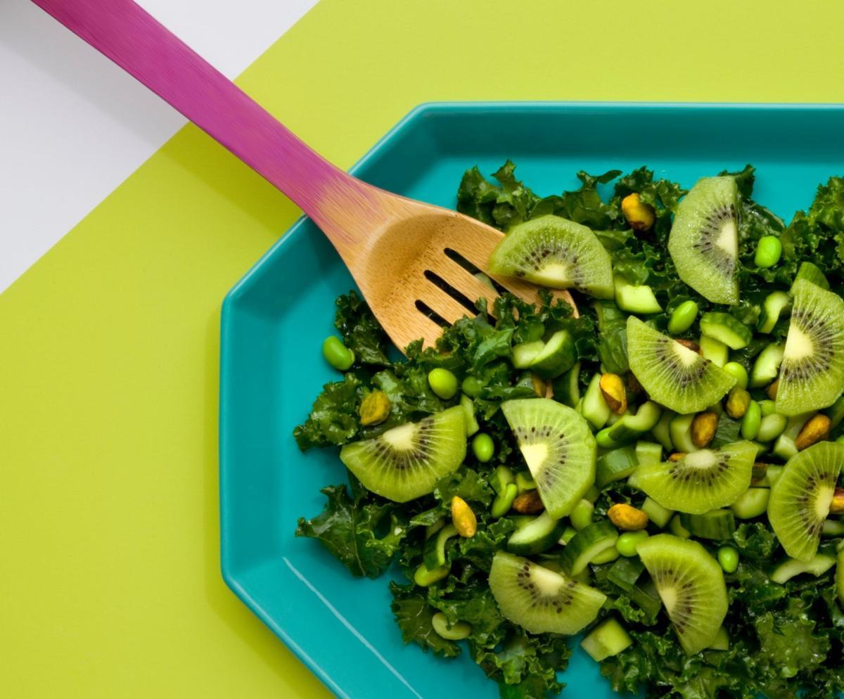 Kiwi - snack, nutrition