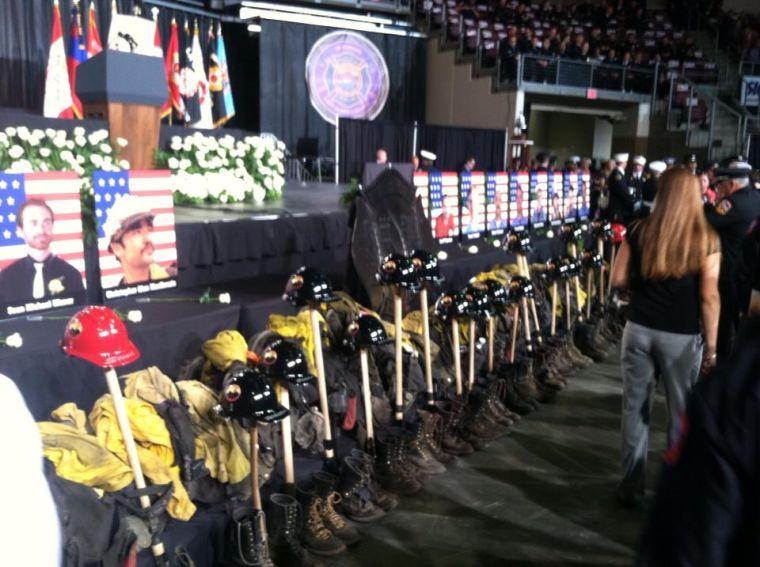 Prescott Firefighters Memorial
