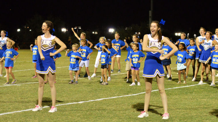PRCA cheer