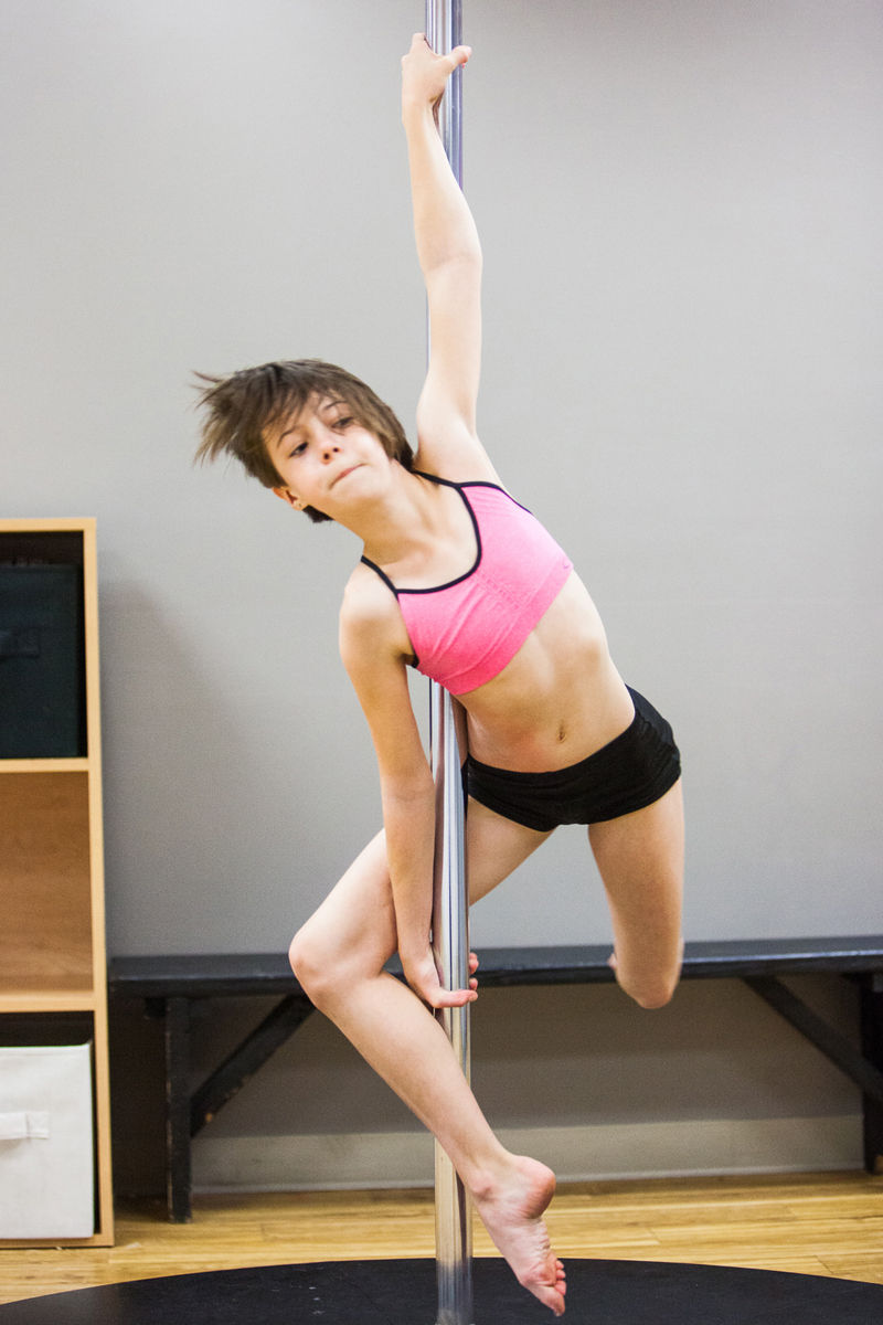 how to become a successful pole dancer