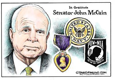 McCain Cartoon