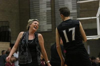 Lindsey Spivey volleyball