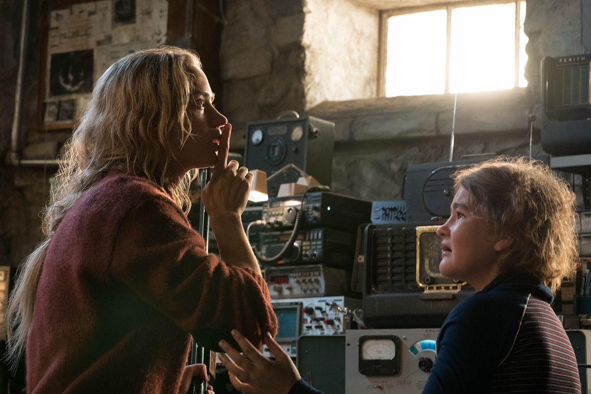 """""""A Quiet Place"""" is clever, fresh horror story 