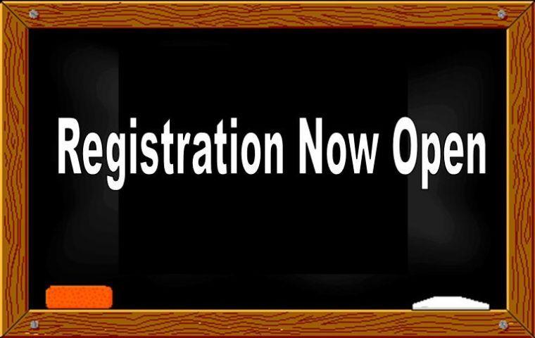 School Registration Dates