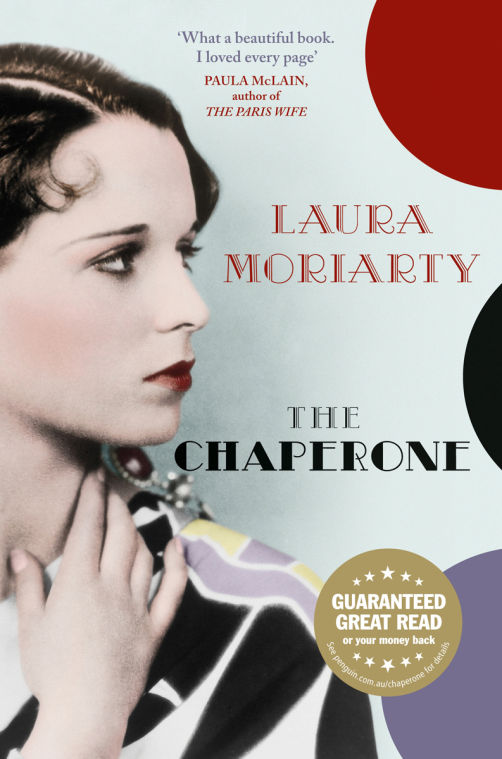 """The Chaperone"" by Laura Moriarty."