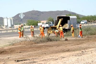 Oro Valley considers inmate labor | Oro Valley | tucsonlocalmedia com