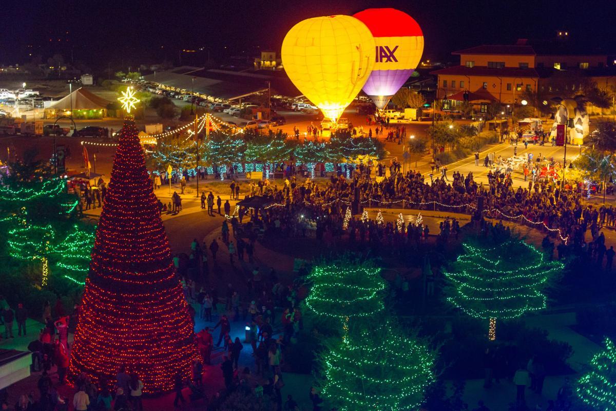 Marana Tree Lighting Festival