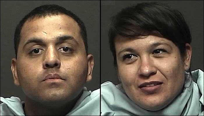 OV police arrest suspected robbers