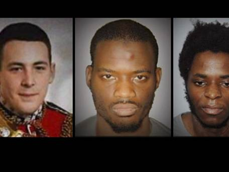 Muslim radicals kill soldier